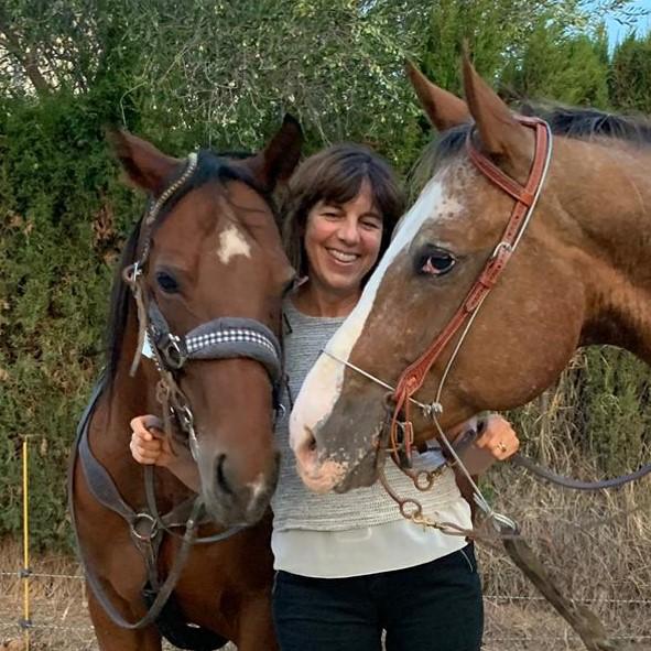 Anna Fortuny, auxiliar de dentista en Sabadell
