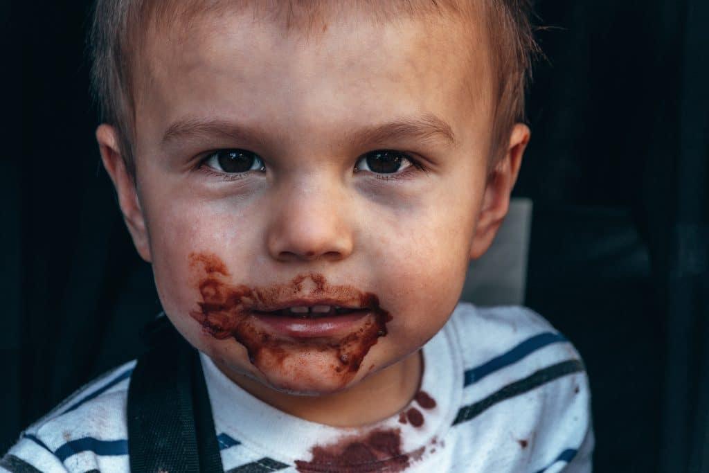 Odontopediatría. Principales causas de caries en niños.