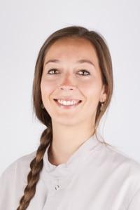 Clàudia Lluch, odontopediatra en Sabadell